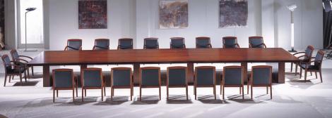 传统会议台