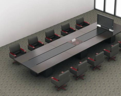 现代款会议台